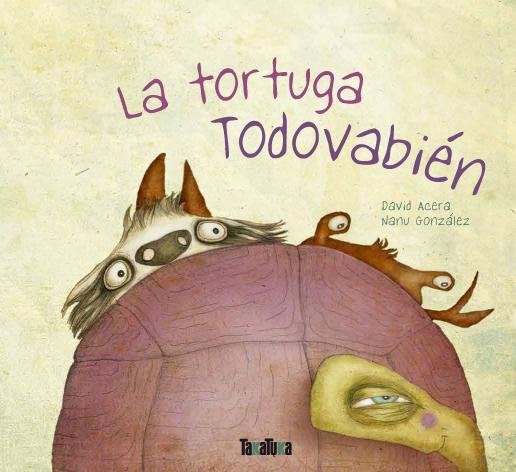 Asturias con niños: La tortuga todovabién, de David Acera
